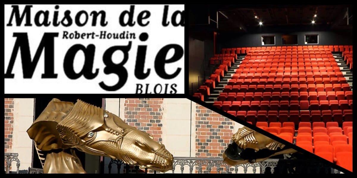 Maison de la magie blois équipe de France