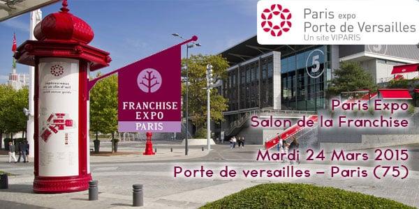 Franchise paris expo porte de versailles alex le magicien for 18 8 salon franchise