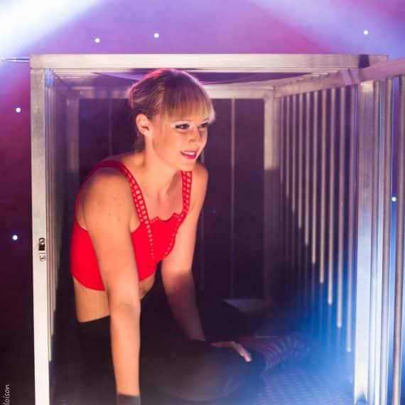 Elodie Lobjois Assistante magicienne