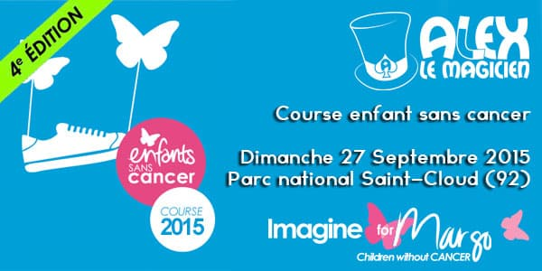 imagine for margo course cancer paris