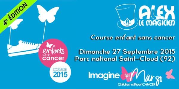 imagine for margo course cancer paris