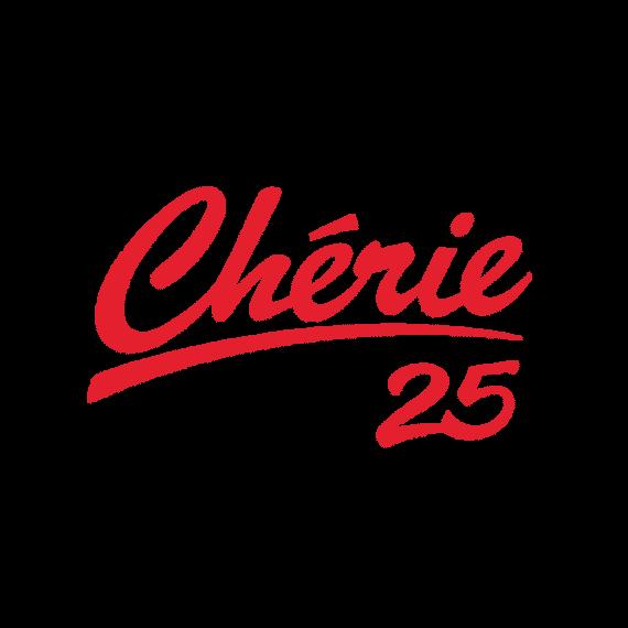 logo cherie 25 c est mon choix