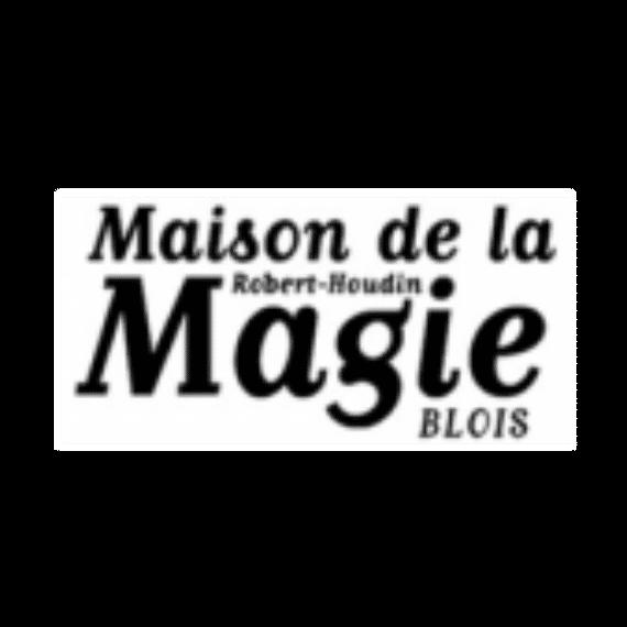 logo maison de la magie blois