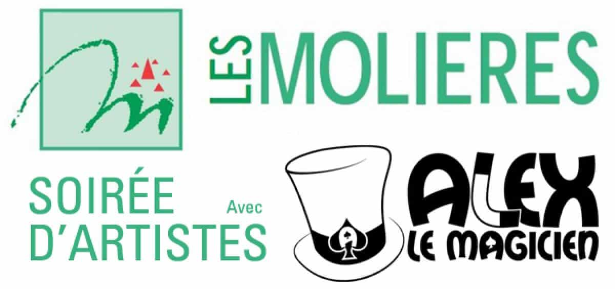 les Molières 91 soirée d'artistes magie