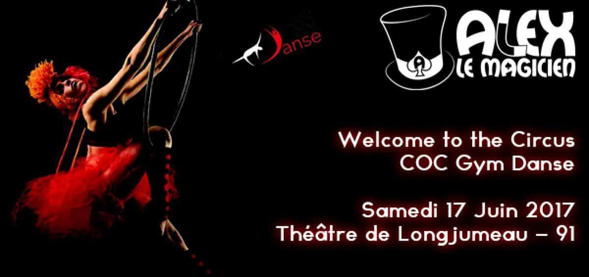 coc gym danse theatre de longjumeau circus